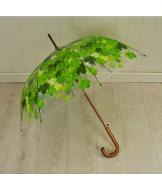 Umbrella with Tree Design by Fallen Fruits