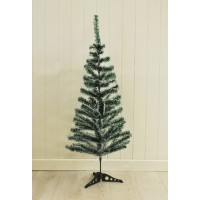 4ft (120cm) Snow Tipped Artificial Christmas Tree by Kingfisher