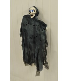 Grim Reaper Decoration with Sound and Lights (Battery) by Premier