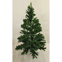 7ft (210cm) Premium Slim Colorado Spruce Christmas Xmas Tree by Snowtime