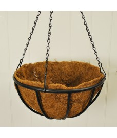 Metal Forge Hanging Basket (35cm) by Smart Garden