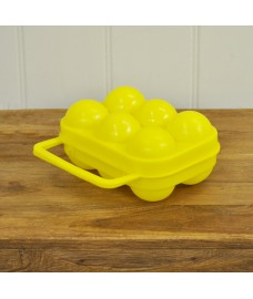 6 Egg Plastic Protective Carrier Case Holder by Westwoods