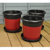 Potato Planter with Removable Inner Pot (Set of 3)