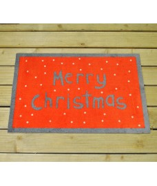 Merry Christmas Washable Doormat by Gardman