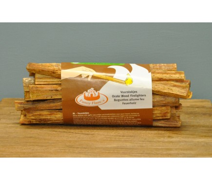 Ocote Wood Bundle Firestarter by Fallen Fruits