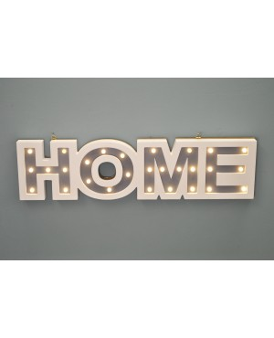 Home Wooden LED Li..
