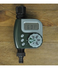 Electric Digital Irrigation Hose Garden Water Timer (Battery Operated)