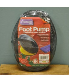 3 Litre Foot Air Pump by Kingfisher