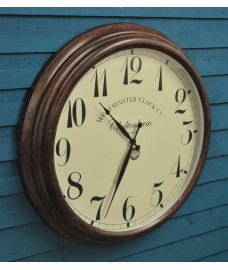 Cheltenham Wall Clock by Smart Garden