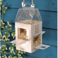 Wild Bird Feeder With Wildflower Seed by Nuts About Birds