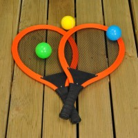 Childrens Tennis Garden Game Set by Kingfisher