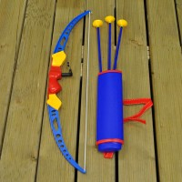 Garden Archery Bow and Arrow Set by Kingfisher