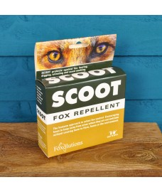 Scoot Fox Repellent by Foxsolutions