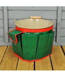 Bucket Tool Holder, Pocket and Apron by Darlac
