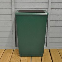 Greenhouse Bin Storage Seat by Garland
