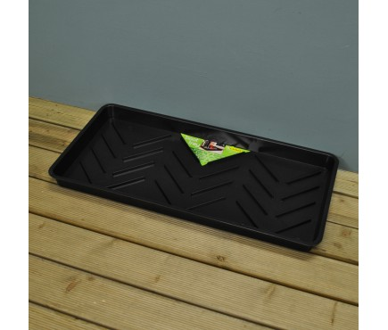 Black Plastic Boot Storage and Drying Tray by Garland
