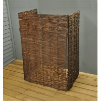 Willow Wheelie Bin Screen (Single)