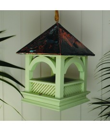 Hanging Wooden Bempton Bird Table By Wildlife World