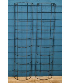 Metal Tube Trellis for Down Pipes (Pack of 2) by Gardman