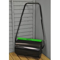 Large Garden Water or Sand Filled Lawn Roller (50cm x 32cm)