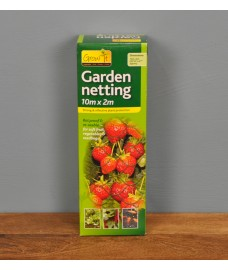 Garden Fruit and Crop Protection Netting (10m x 2m) by Gardman