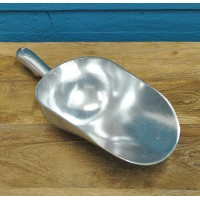 Aluminium Potting and Bird Seed Scoop by Gardman