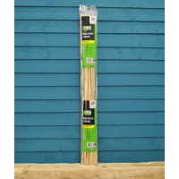 Pack of 20 Bamboo Canes (90cm) by Gardman