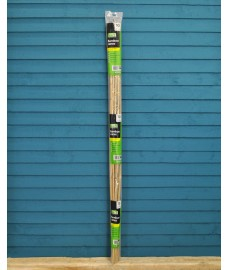 Pack of 10 Bamboo Canes (150cm) by Gardman