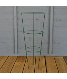 Conical Garden Plant Support Ring (60cm)
