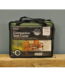Companion Seat Cover (Premium) in Green by Gardman