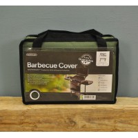Trolley Barbecue Cover (Premium) in Green by Gardman