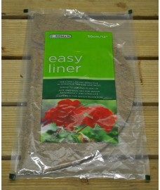 Flat Hanging Basket Easy Liner (30cm) by Gardman