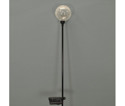 White Border Ball Light (Solar) by Gardman