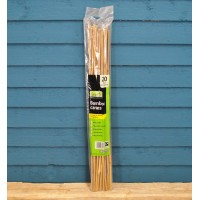 Pack of 20 Bamboo Canes (60cm) by Gardman