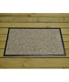 WetGard Beige Dirt Trapper Doormat by Gardman