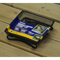 Compact Ground Bird Seed Feeder Tray  by Gardman