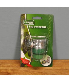 Hose to Garden Tap Connector by Kingfisher