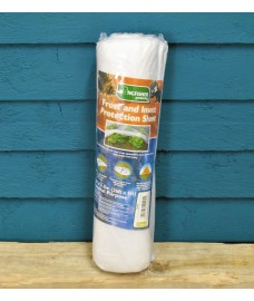 Plant Frost Protection Fleece Roll (8m) by Kingfisher