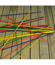 Giant Pick Up Sticks Garden Game by Kingfisher