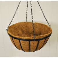 Metal Georgian Hanging Basket (40cm) by Gardman