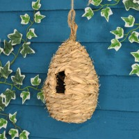 Tall Bird Roosting Nest Pocket by Wildlife World
