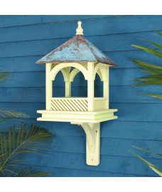 Large Bempton Bird Table with Copper Roof by Wildlife World