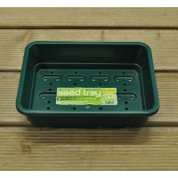 Half Size Seed Tray (Green) by Garland