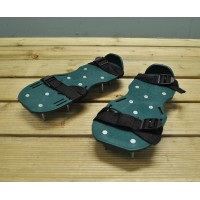 Lawn Aerating Spiker Shoes by Bosmere