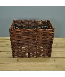 Wicker Surround for Bean and Pea Patio Planter by Selections