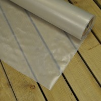 Polythene Sheet - (2m wide - sold per metre) by Gardman