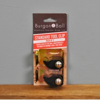 Pack of 2 Jammer Clips for Tool Rack by Burgon and Ball