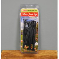 Garden Protective Fleece and Fabric Fixing Pegs (Pack of 10) by Bosmere