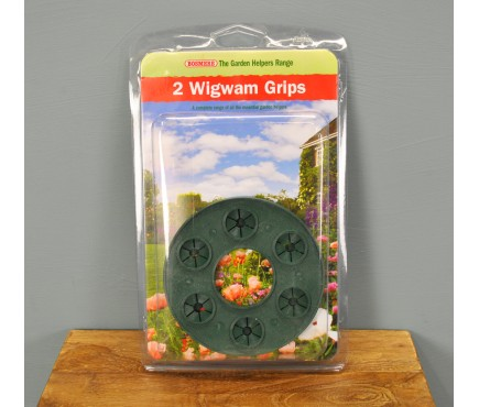 Bamboo Cane Wigwam Grips (Pack of 2) by Bosmere