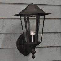 Traditional Victorian Wall Lantern by Kingfisher